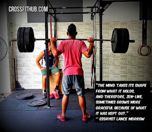 30 Awesome CrossFit Quotes That Will Inspire You Every Day!