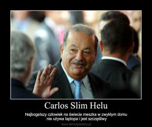 Carlos Slim Helu – Najbogatszy człowiek na świecie meszka w ...