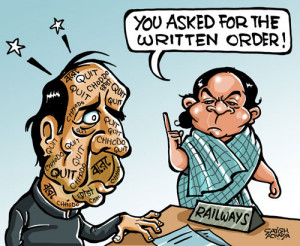 Thread: Mamata Banerjee cartoons and jokes