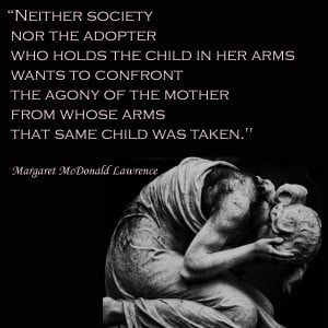 ... mother from whose arms that same child was taken.