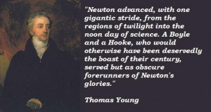 Thomas young famous quotes 3