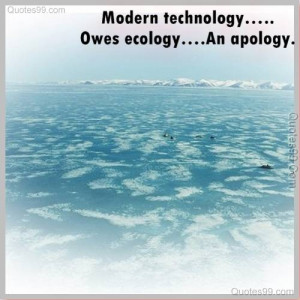 "a description of how the technology owes an apology to the ecology Food science and technology genetics but when we fall under its spell we miss the distributed ecology of inspired by ryle's ""thick description."