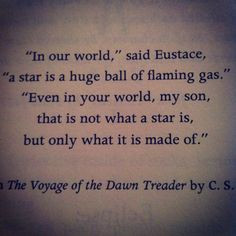 Good Quotes, Menu, The Voyage Of The Dawn Treader, Cslewis, Chronicles ...