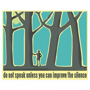 CafePress > Wall Art > Posters > John Muir Quote Poster