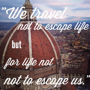 Wanderlust Quotes Travel quotes from around