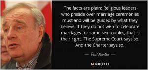 Paul Martin Quotes
