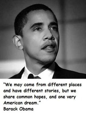 Barack obama famous quotes 5