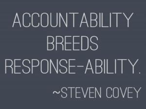 On Accountability