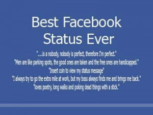 Good status quotes
