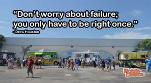 Drew Houston Failure Quote
