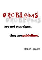 Problems Quotes