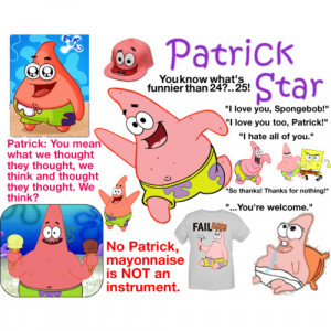 Patrick star quotes wallpapers