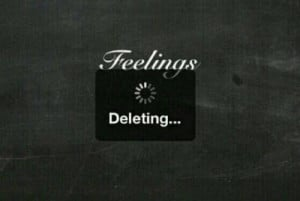 wish I had a delete button in my life. To delete some people, some ...