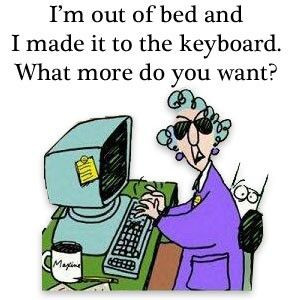 ... Maxine, Mornings Routines, Mondays Mornings, Funny Quotes, Humor