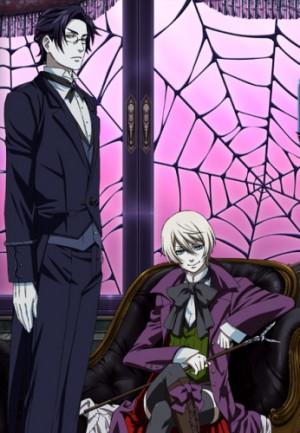 Black Butler (Kuroshitsuji) Saison 2 Vostfr