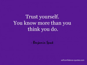 benjamin-spock-quotes-on-confidence