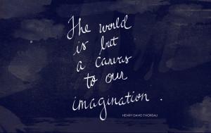 """Imagination"""" Wallpaper"""