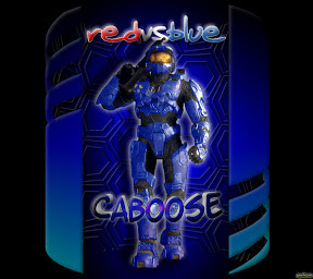 Red Vs Blue Quotes Caboose Here's the caboose one.