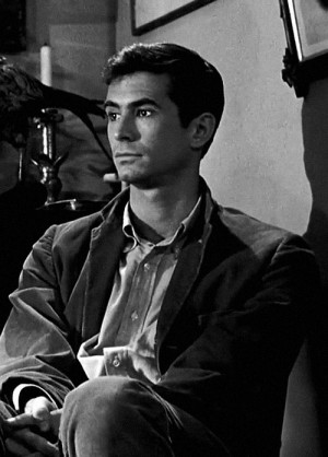 Norman Bates, age 26, movie: Psycho (1960)The last guy you'd ever ...