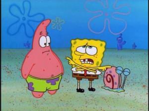 Cute Spongebob And Patrick Quotes X