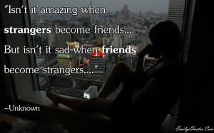 Sad Friendship Quotes HD Wallpaper 2