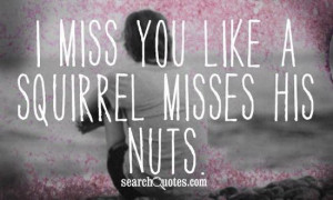 Miss You Quotes For Loved Ones You Miss