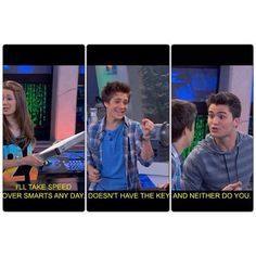 Lab Rats Quotes More