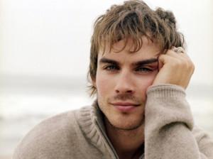 handsome, look, man