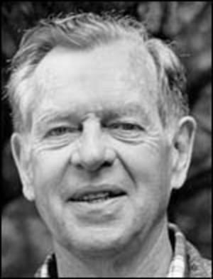Joseph Campbell circa 1982. Wikimedia Commons