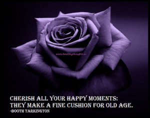 Cherish Your Happy Memories...