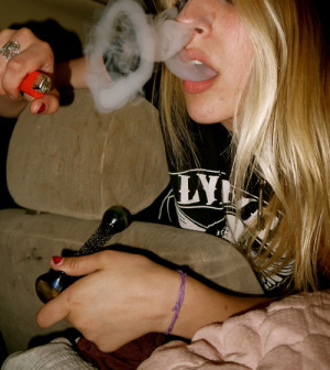 girls who smoke weed quotes tumblr
