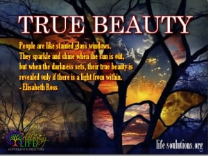True Beauty Quotes http://www.life-soulutions.org/poster-quotes.html