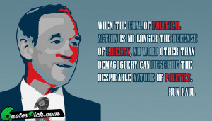 ron paul quotes and sayings