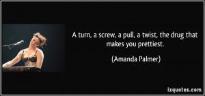 More Amanda Palmer Quotes