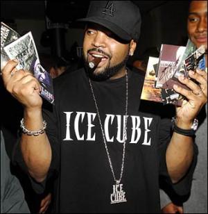 Clip de Ice Cube - Gangsta Rap Made Me Do It (Paroles)