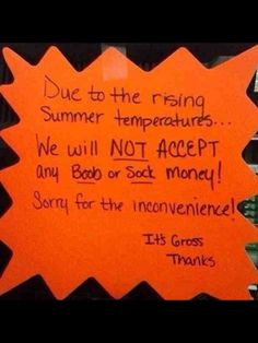 Definitely need this sign for my register! Lol cashier problems More