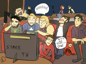 batman Deadpool myart avengers
