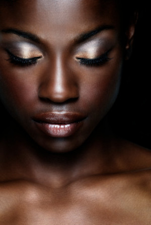 Bridal Make Up For Black Women