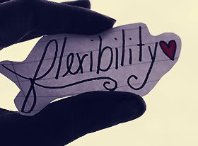 Quotes about Flexibility