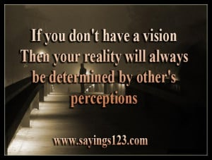 Vision Quotes Life Assurance