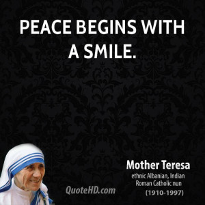 Related Pictures mother teresa quotations