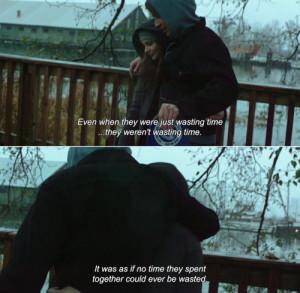 love relationship Movie Quote if i stay Chloe Grace Moretz jamie ...