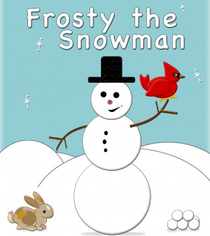 Frosty The Snowman Credited