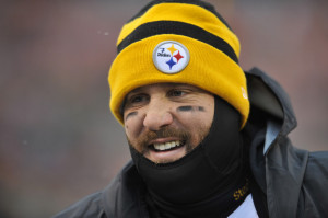 Steelers QB Ben Roethlisberger