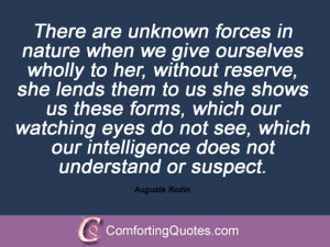 Auguste Rodin Quotes And Sayings