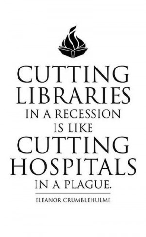 Cutting libraries quote