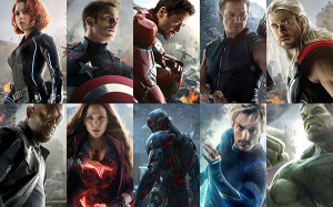 Avengers 2: Age of Ultron 2015 Desktop & iPhone 6 Wallpapers HD