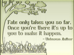 Fate Image Quotes And Sayings