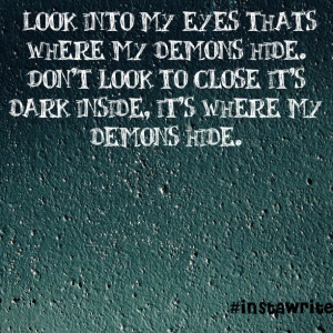 Demons Imagine Dragons Lyrics Imagine dragons demons lyrics