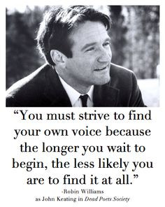 This Week's Quote - La Dolce Vita More